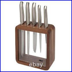 100% Genuine! FURI Pro Vault 6 Piece Knife Block Set! RRP $499.00