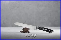 100% Genuine! SCANPAN Classic 7 Piece S/S Knife Block Set! RRP $579.00