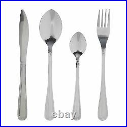 24 Piece Stainless Steel Cutlery Set Party Dinner Kitchen Stylish Tableware