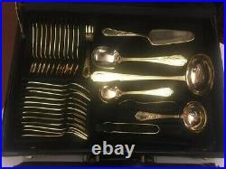 24k Gold Cutlery Set SBS Bestecke
