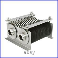 500KG Output 110V Meat Cutting Machine Meat Cutter Slicer withOne Set Blade