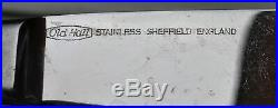 60 piece old hall stainless steel ROBERT WELCH ALVESTON CUTLERY set