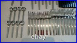60 x Iconic David Mellor Odeon cutlery set pieces canteen 8 Person MCM Vintage