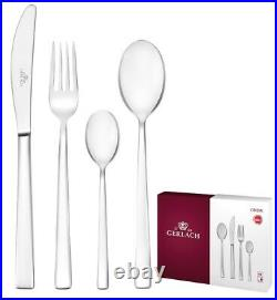 68 Pcs Cutlery Set Dining Utensils Tableware Gift Canteen Gerlach + 24 for FREE
