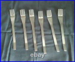 ARTHUR PRICE Cutlery MIDWINTER / David Carter- Dinner set c1964 39 items