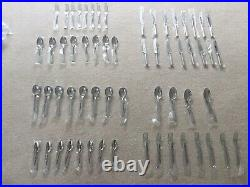 ARTHUR PRICE Old English 60 Piece/8 Place Settings Stainless Steel Cutlery Set