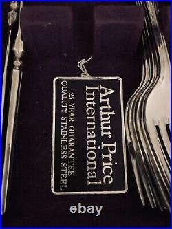 ARTHUR PRICE Stainless Steel Six Piece Cutlery Set