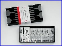 Alessi 5180S24 Nuovo Milano, Cutlery set 24 Piece Set