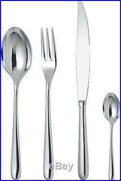 Alessi LCD01S24M Caccia, Cutlery set (24 Pieces)