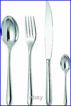 Alessi LCD01S24R Caccia, Cutlery set (24 Pieces)