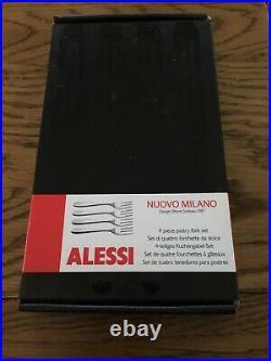 Alessi Nuovo Milano Cutlery Set 36 Piece Set
