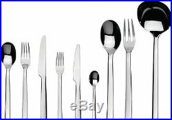 Alessi Ovale Collection REB09S75 75 Piece Cutlery Set