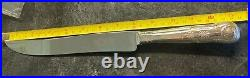 Antique Sheffield Vintage Stainless Steel Lgeserving Knife And Fork Set Box New