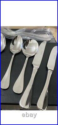 Arthur Price Baguette Cutlery Canteen Set, 58 Piece Stainless Steel