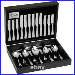 Arthur Price Classic Bead 88 Piece Cutlery Canteen FREE Extra Twelve Tea Spoons