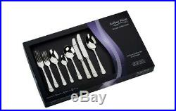 Arthur Price Everyday Classic Grecian 44 Piece Boxed Set Stainless Steel 18/10