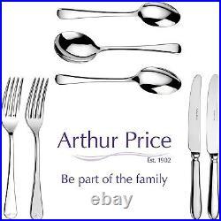 Arthur Price Georgian 42 Piece Cutlery Set ZGEO4201