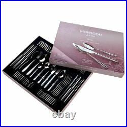 Arthur Price Mirage Cutlery Box Set 44 Piece 18 10 Stainless Steel Six People
