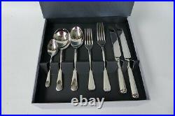 Arthur Price Old English Stainless Steel Cutlery Set 56 Piece/8 Place Settings