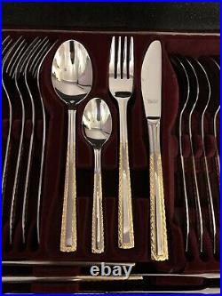 Cutlery sets 84 piece Stainless Steel