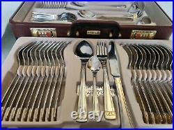 Edenstahl Solingen 72 Piece Stainless Steel Cutlery Canteen Set 18/10 Classic