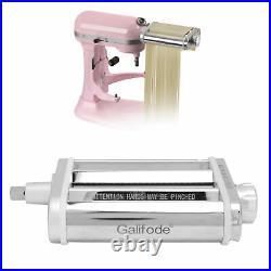 For KitchenAid Kpra Pasta Roller Cutter Maker 3-piece Stand Mixer Attachment Set
