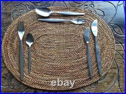Gense S/S Swedish Cutlery 62 Pieces Clasic 1960 Focus design