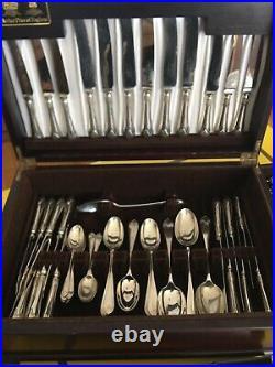 Harrods Cutlery Silver Plated+ Stainlees Steel Blades