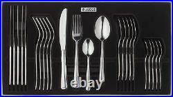 Judge 24 Piece Harley Cutlery Set Stainless Steel Boxed 25 Year Guarantee
