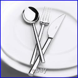Jumbo 8100 Cutlery Set 84 Pieces for 12 People Stainless Steel
