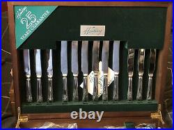 Lovey Housley Stainless Steel Cutlery Set Of 54 Pieces 6 Setting