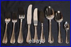 Luxury Mepra 113 Piece Roma Stainless Steel Cutlery Set RRP £1332 NOW £349