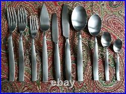 Mepra Mediterranea 6 Person 10 Piece Cutlery Set (60 Pieces)