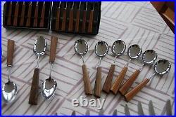 Mills Moore Cutlery 46 Pieces