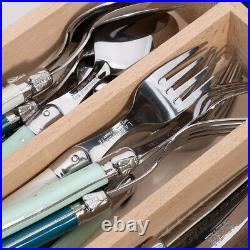 NEW Laguiole Debutante Cutlery St Tropez Set 24pce