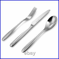 NEW Robert Welch Stanton Bright Cutlery Set 56pce