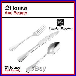 NEW Stanley Rogers Baguette 42 Piece Cutlery Set, 18/10 S/Steel, 50516! RRP $299