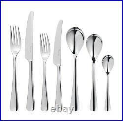 New Robert Welch MALVERN Bright Cutlery Set 56 Piece