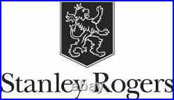 New Stanley Rogers Oxford 50 Piece Cutlery Set Quality S/Steel (RRP $199)