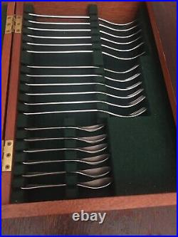 OLD HALL Cutlery ALVESTON Pattern 50 Piece Canteen for 6 Persons