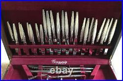 ONEIDA Community 104 piece SS Cutlery Set in Wooden Box, £20 Buy It Now Discount