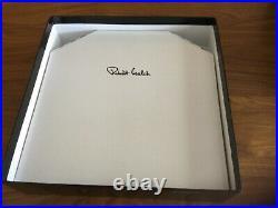 Robert Welch44 Piece 18/10 Stainless Steel Cutlery Set. Avon Bright. Brand New