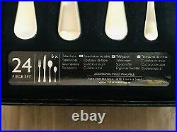 Robert Welch 24 Piece Cutlery Set Design Robert Welch 18/10- Boxed