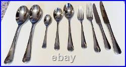 Robert Welch 44 Pieces Vintage Cutlery 18/10 Stainless Steel