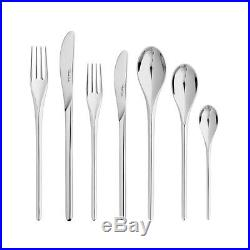 Robert Welch Bud Bright 56 Piece Cutlery Sets for 8 People Gift Boxed