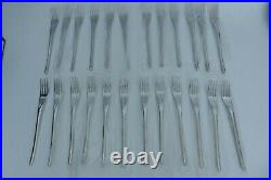 Robert Welch Bud Stainless Steel Cutlery Set 84 Piece/12 Place Settings