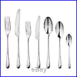 Robert Welch Cutlery Set Iona Bright 42 Piece for 6 people Gift Boxed