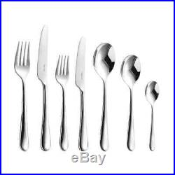 Robert Welch Kingham Bright 84 Piece Set with 12 FREE Coffee Spoons