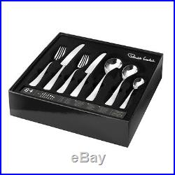 Robert Welch Malvern Bright 84pc Cutlery Set Gift Boxed
