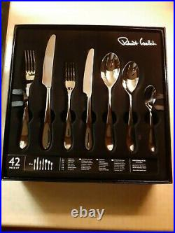 Robert Welch Norton Bright 42 Piece Cutlery Sets please see my other listing
